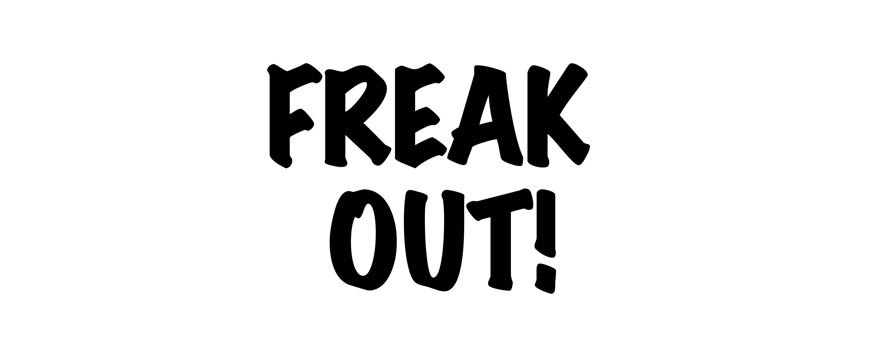 freak out new